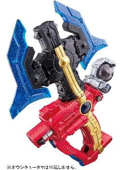 斧型武器キューアックス