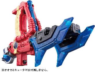 爪型武器キュークロー